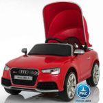 Audi RS5 12V 2.4G Rojo