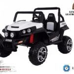 BEACH BUGGY 24V 2.4G BLANCO 2 PLAZAS