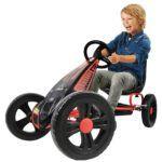 Kart a pedales Cyclone Rojo