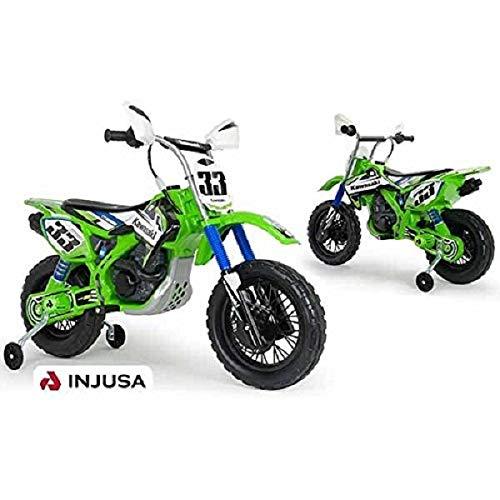 Moto electrica niño 12V Motocross