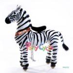 PonyCycle Cebra Marty Grande