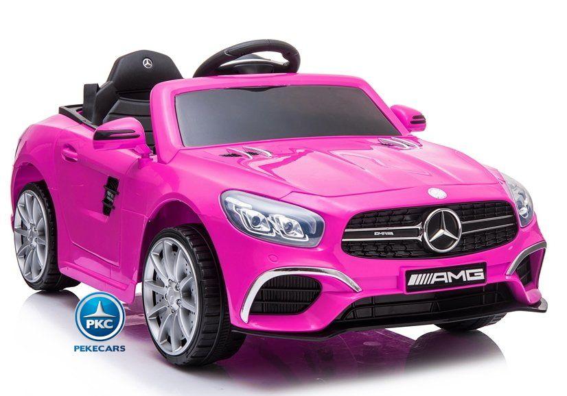 Coche Eléctrico Mercedes para niños