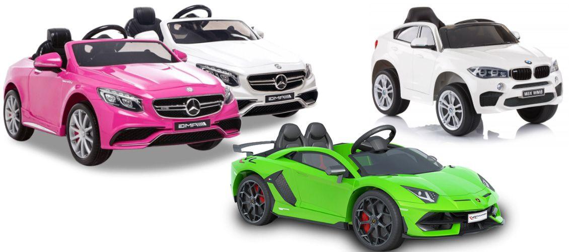 Mayoristas coches para niños Ciudad Real