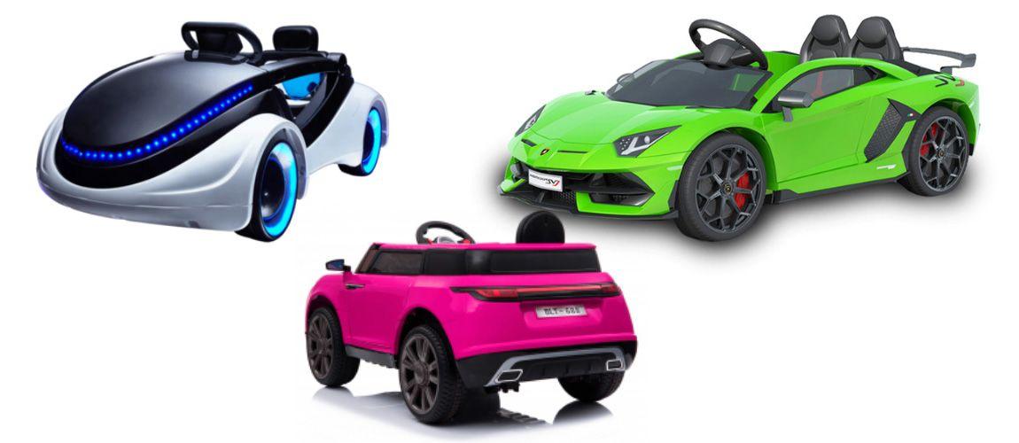 Alquiler de coches para niños Madrid