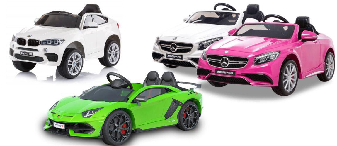 Alquiler de coches para niños Pontevedra