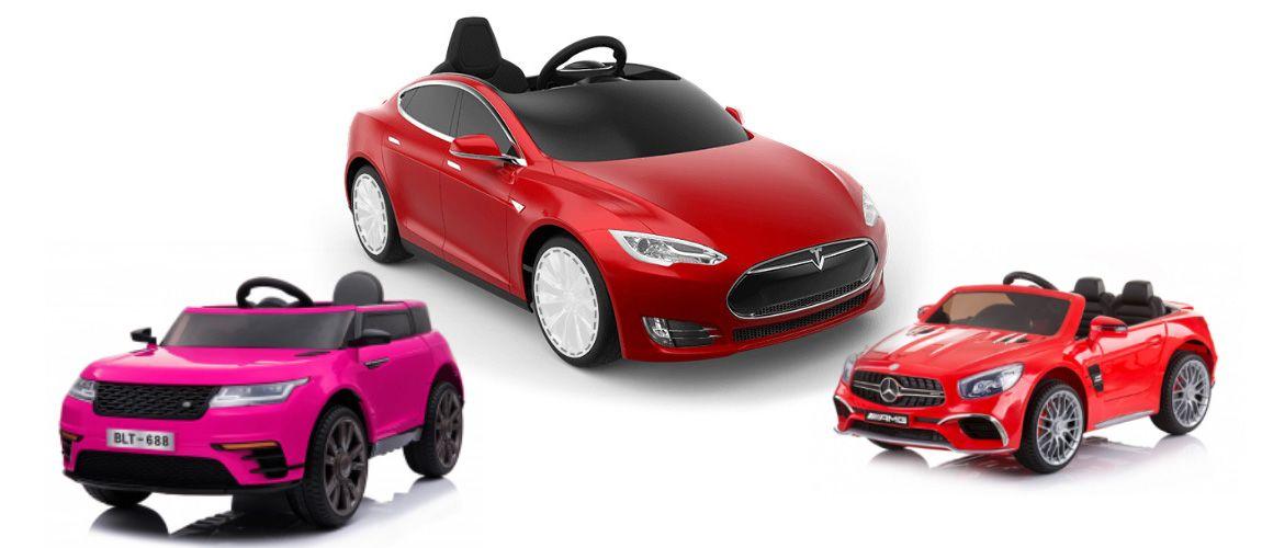 Mayoristas coches para niños Palencia