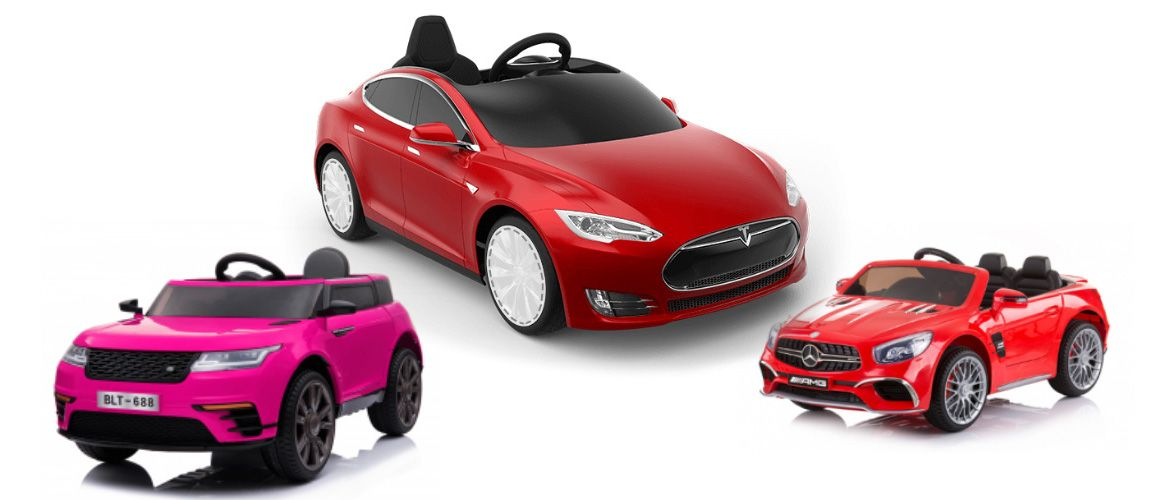 Alquiler de coches para niños Ceuta