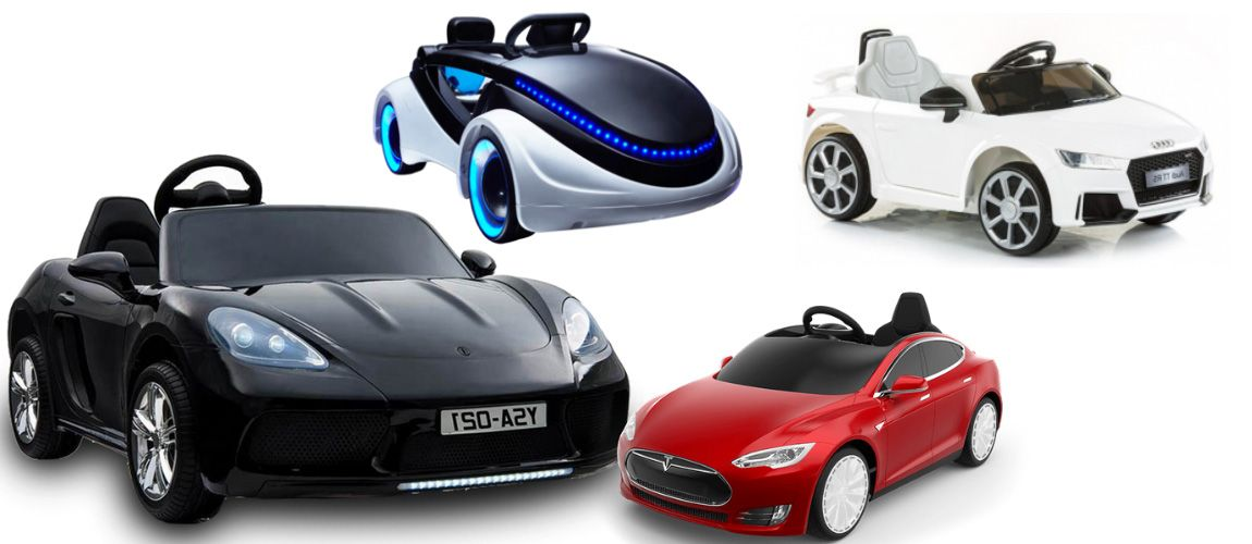 Mayoristas coches para niños Pontevedra