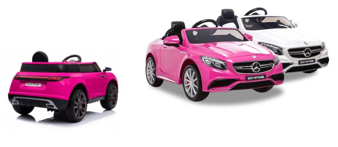 Alquiler de coches para niños Murcia