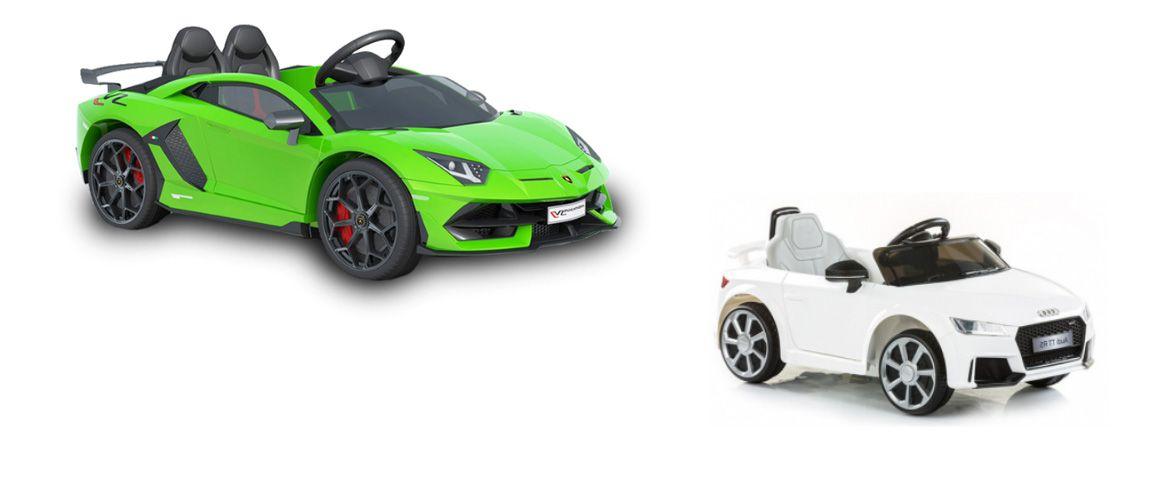 Alquiler de coches para niños Santa Cruz de Tenerife