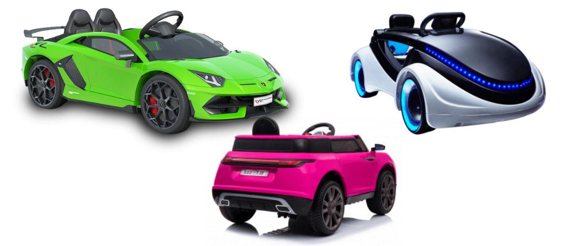 Mayoristas coches para niños Ceuta