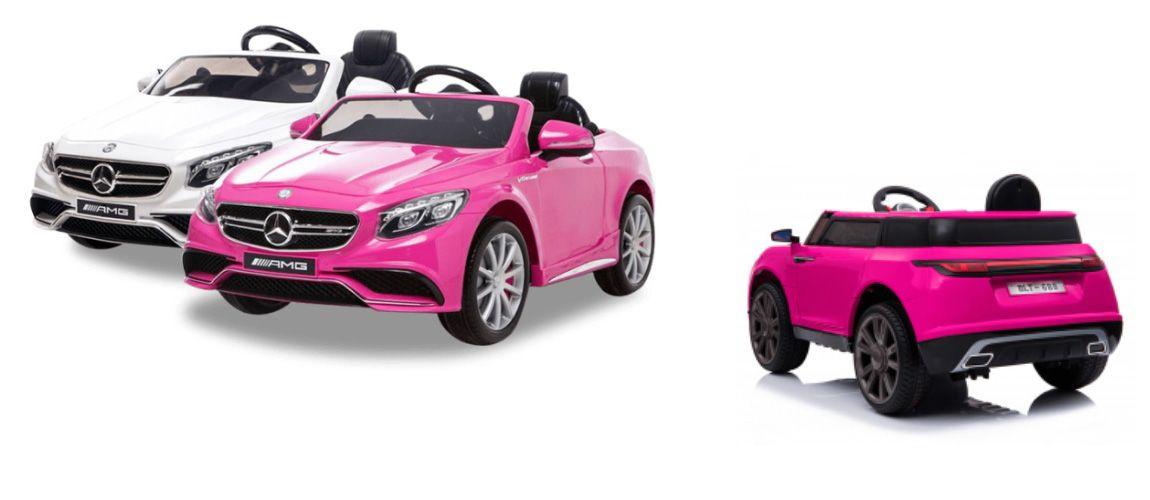 Alquiler de coches para niños Segovia