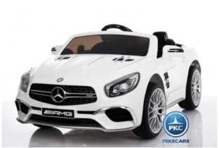 MERCEDES SL65 PANTALLA MP4