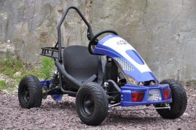 KARTS ELÉCTRICO 500W 36V BLUE PEKECARS