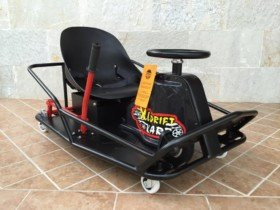 XL ELECTRIC DRIFT CART 36V PEKECARS