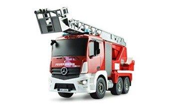 Amewi Camión de bomberos de Juguete, Mercedes Benz, teledirigida, 1:20