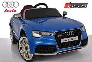 Audi RS5 de Babycoches, Licencia Oficial, 12 V
