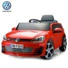 Bakaji coche eléctrico para niños 12 V Volkswagen Golf 1