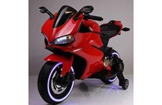 BC BABY COCHES BC Babycoches-Moto electrica 12 V para Niños