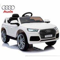 BC BABY COCHES Coche eléctrico para niños Audi Q5 de batería 12v