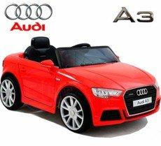 Audi A3 – Coche elétrico niños – Coches con Mando 2.4Ghz
