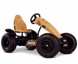 Berg Kart de Pedales eléctrico Safari E-BF