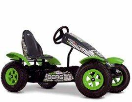 Berg Kart de Pedales eléctrico X-PLORE E-BF