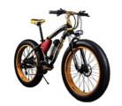 Bicicletas eléctricas para hombre Cruiser grasa bicicleta RT012 350 W * 36 V