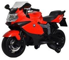 Buddy Toys – Moto eléctrica para niños