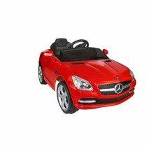 Coche Eléctrico Bateria 6V Automóviles Infantiles para Niños Mercedes Benz