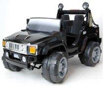 Electro Coche niños Hummer Jeep A30 12v
