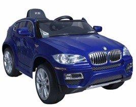 Coche eléctrico para niños 12V con mando – BMW X6