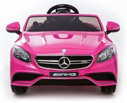 Mercedes-Benz S63 AMG 12V