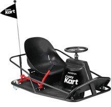 Crazy-Kart INFINITON Negro – Drift VEHICULO ELECTRICO Niños