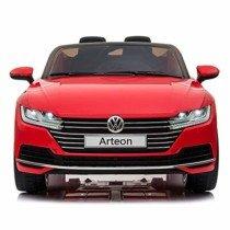 cristom – Coche eléctrico 12 V para niños – License Volkswagen Arteon