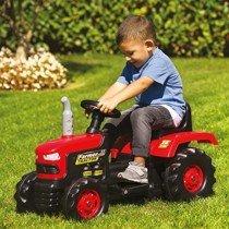 Dolu – Tractor con batería de 6 V