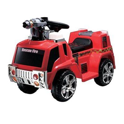 E-ROAD Camion de pompier 12V