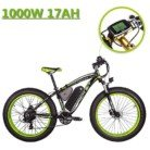eBike_RICHBIT 022 Bicicleta eléctrica Fat