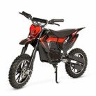 ECOXTREM Mini Moto Cross eléctrica para niños, Color Negro 24V