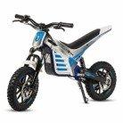 ECOXTREM Moto Cross eléctrica Infantil, Color Azul