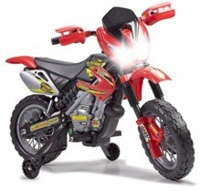 FEBER 6V Motorbike Cross, 400F, 6 V
