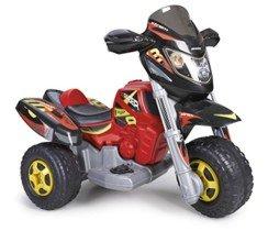 FEBER Red Racer, trimoto 6V