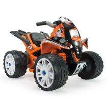 Cuatrimoto The Beast 6 V, color naranja