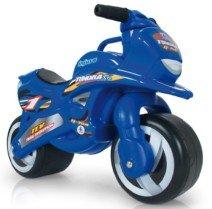 INJUSA – Moto correpasillos Tundra para bebés, azul