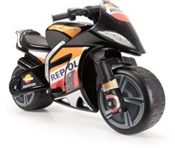 Moto correpasillos Kawasaki XL para niños