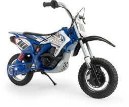 Injusa Motorbike Blue Fighter 24V X-Treme
