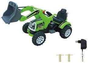 Jamara 460233 Alimentado con batería Tractor juguete de montar