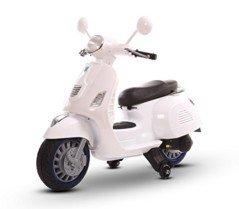 LT 858 Scooter eléctrico para niños HAPPY doble velocidad