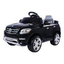 moleo – Coche Infantil Mercedes-Benz ML con 2 Motores