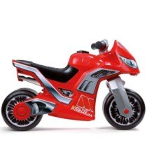 Moltó – Moto Premium, color rojo